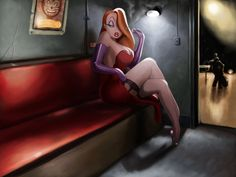 jessica rabbit wallpaper