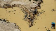 Imágenes satelitales muestran la impresionante deforestación en la Amazonía en Perú - BBC Mundo