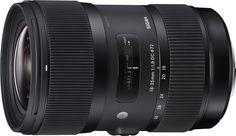 Amazon.com : Sigma 18-35mm F/1.8 DC HSM Lens for Nikon APS-C DSLRs : Camera…