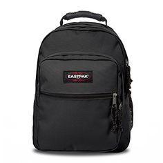 Eastpak Egghead Laptop Backpack One Size Black >>> You can get additional details at the image link.
