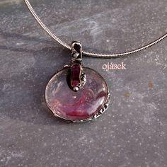 Dneska tak... Pendant Necklace, Silver, Jewelry, Jewlery, Jewerly, Schmuck, Jewels, Jewelery, Drop Necklace
