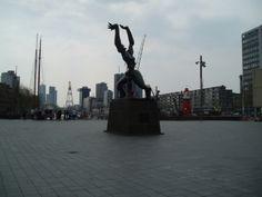 "Zadkine ""The Destroyed City"", Rotterdam"