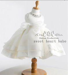 Blumenmädchen Kleid günstige Baby Kleid-Junior von sweetheartbabe