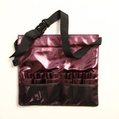 @Overstock - Stay ready for anything with this brush belt from Morphe. Featuring an adjustable belt with plenty of pockets and slots, this apron will keep you organized in any situation.http://www.overstock.com/Health-Beauty/Morphe-Purple-Shimmer-Makeup-Brush-Belt/5411981/product.html?CID=214117 $11.19