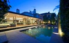 Catt Architects - Poolside House