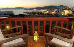 ACCOMMODATION - Charissi Hotel Mykonos Greece
