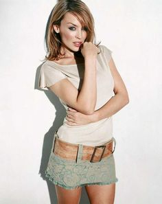'I know a lot of tricks to make everything look good - basically very good underwear': The world according to Kylie Minogue Kylie Minogue, Dannii Minogue, Best Underwear, Sexy Blouse, Sexy Skirt, Female Singers, Celebs, Celebrities, Beautiful Outfits