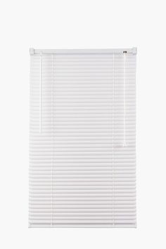 PVC venetian blind has a clean, urban look and features a tilt wand and cording mechanism. Our blinds come with screws and plugs as well as fitt Lounge Curtains, Modern Curtains, Curtains With Blinds, Home Goods Decor, Home Decor, Urban Looks, Roller Blinds, Venetian, Living Room