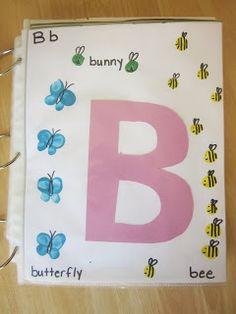 Embellishing Life: Preschool Alphabet Books
