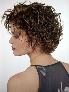 Curly hair cuts, cut my hair, layered curly haircuts, curly bob hairsty Short Wavy Hair, Curly Hair Cuts, Cut My Hair, Curly Hair Styles, Curly Pixie, Layered Curly Haircuts, Bob Haircut Curly, Work Hairstyles, Curly Bob Hairstyles
