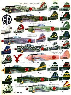 Nakajima Ki43 Hayabusa (Oscar)