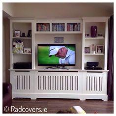 Radiator cover / tv unit.