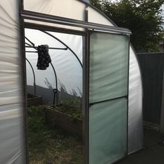 Our step by step polytunnel installation in one place on our blog!