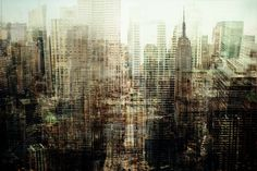 Manhattan's Skyscrapers Through The Lens Of Florian Mueller.