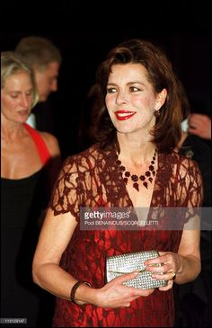 Escada dinner evening with the presence of princess Caroline of Hanover in Monaco City, Monaco on November Get premium, high resolution news photos at Getty Images Ernst August, Princesa Carolina, Prince Rainier, Princess Photo, Monaco Royal Family, Grace Kelly, Queen Anne, Stylish, Celebrities