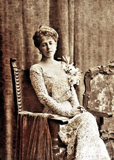 Princess Marie of Edinburgh later Queen Marie of Romania ( 29 October 1875 to 18 July after marrying King Ferdinand I of Romania on the January 1893 Princess Alexandra, Princess Beatrice, Princess Victoria, Queen Victoria, Romanian Royal Family, Royal House, Kaiser, Old Pictures, British Royals