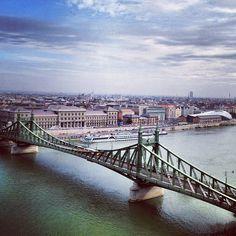Gellért hegyi kilátó itt: Budapest, Budapest