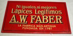 Publicidad A.W. Faber