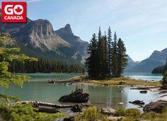 Dag 6: Maligne Lake, Jasper