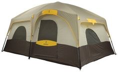 Large Family Hunting Tent Camping Hiking Portable Two Room Backcountry Shelter #Browning