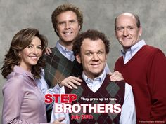 Watch Streaming HD Step Brothers, starring Will Ferrell, John C. Reilly, Mary Steenburgen, Richard Jenkins. Two aimless middle-aged losers still living at home are forced against their will to become roommates when their parents get married. #Comedy http://play.theatrr.com/play.php?movie=0838283