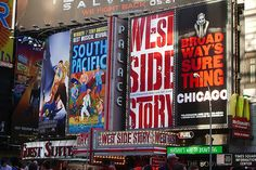 South Pacific on Broadway