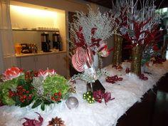 Fun Holiday Table