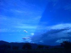 Un increíble paisaje tomado con una BlackBerry 8520 (2MP). Foto de nuestro usuario Víctor Crespo.