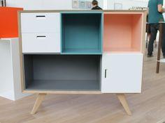 Lucie Kaas Boxmove, I like it. I like it a lot! Lockers, Locker Storage, Bookcase, Shelves, Cabinet, Future, Clothes, Home Decor, Shelving
