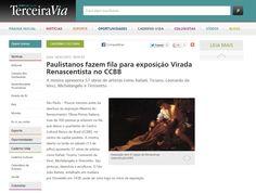 Veículo: jornal online Terceira Via. Clique na imagem para ver a matéria completa.