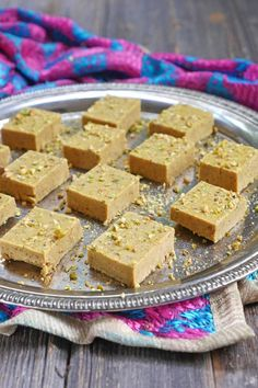 This paleo lactation mithai melts in your mouth! It's made with healthy fats, sweet aromatic spices and ingredients that will hopefully help you produce more milk for your little one. Every ingredient