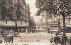 Paris 17ème en vieilles photos