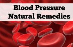 Health and Beauty: NATURAL WAYS TO MANAGE HIGH BLOOD PRESSURE