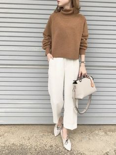 White Pants, Kos, Ladies Fashion, Womens Fashion, Fall Winter, Normcore, Lady, Jeans, Fitness