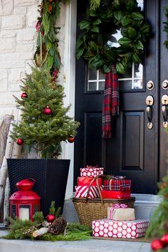 Craftberry Bush | 2015 Christmas Home Tour – Part III | http://www.craftberrybush.com
