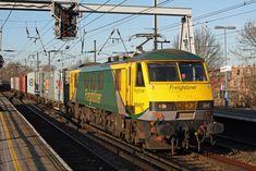 United Kingdom - FL 90 90045 / Ipswich Railway Station — Trainspo