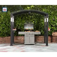 Outdoor Grill Canopy