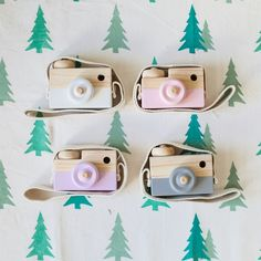Kids Wooden Toy Cameras - $6.86 on AliExpress via Thieve.co