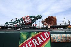 Coca Cola Fan Lot @ AT&T Park - free entrance when the Giants are not home