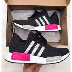 Over Half Off New Arrival 2017 June Swarovski Adidas Nmd Runner Casual Shoes Rhinestone Shoes Stripe Shoes Swarovski Crystal Shoes Adidas Fashion, Fashion Shoes, Adidas Nmd R1 Primeknit, Kicks Shoes, Adidas Shoes, Tie Shoes, Women's Shoes, Striped Shoes, Rhinestone Shoes