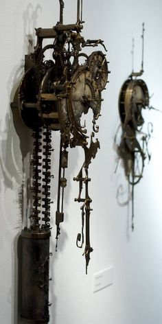 Incredible clocks, Steampunk