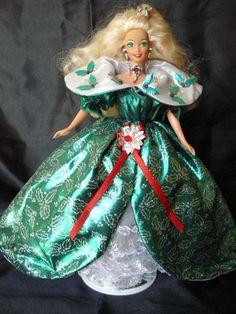 Image detail for -Barbie happy holidays 1995 - Le blog d'une passionnée de Barbie