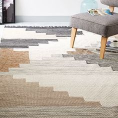 Colca Wool Rug #west