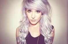 ICING Purple Lavender Lilac Hair