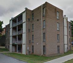 Neal Garden Apartments Washington D