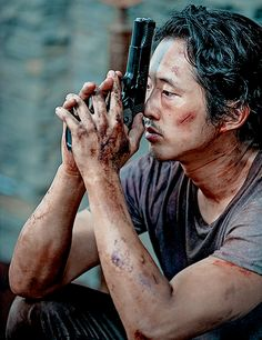Glenn Rhee 6x09 'No Way Out'