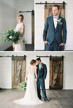 Rustic wedding styled photoshoot with Ettia by Maggie Sottero