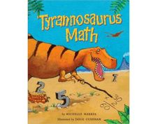 Awesome math books for kids.