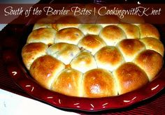 Cooking with K | Southern Kitchen Happenings: South of the Border Bites aka {Homemade Mini Kolaches}