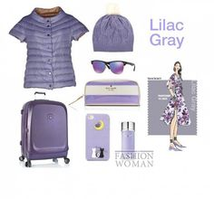 Модные цвета весна-лето 2016 Lilac Grey, Gray, Pantone 2016, 2016 Trends, Fashion Colours, Stitch Fix, Style Inspiration, Pure Products, Spring 2016